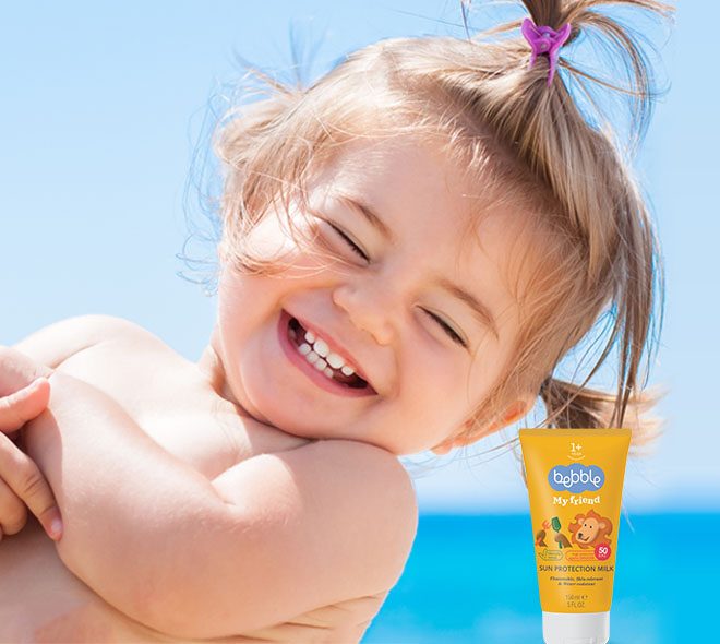 Sun Protection Milk SPF50