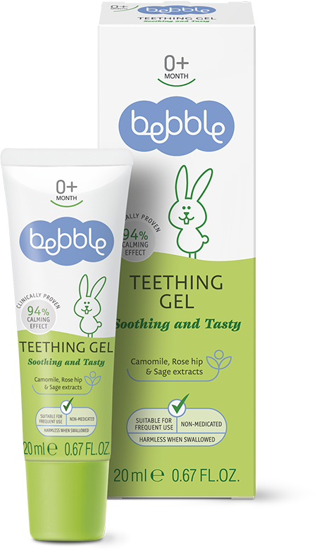 Teething gel