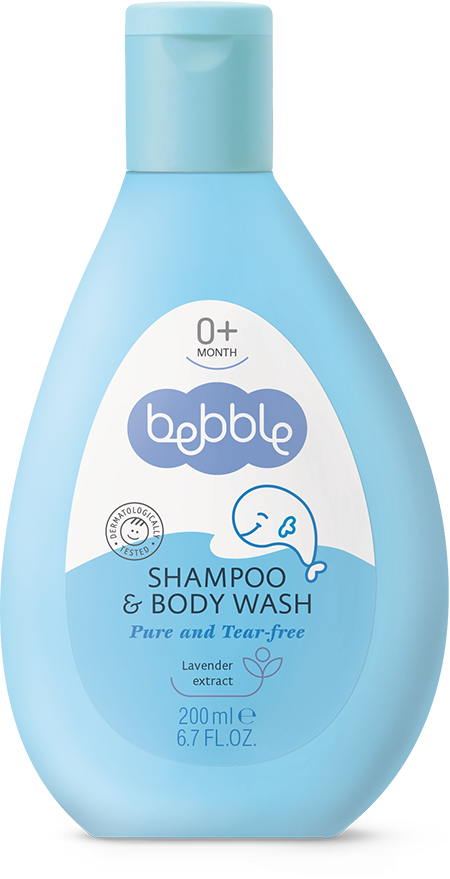 Shampoo & Body Wash 200